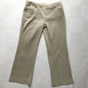 GAP Linen-Blend Perfect Trouser pants